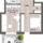 Erlangen Röttenbacher Straße 2-Zimmer-Wohnung mit Balkon WE A06