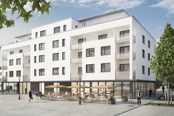 Visualisierung unserer Eigentumswohnungen in Röthenbach an der Pegnitz