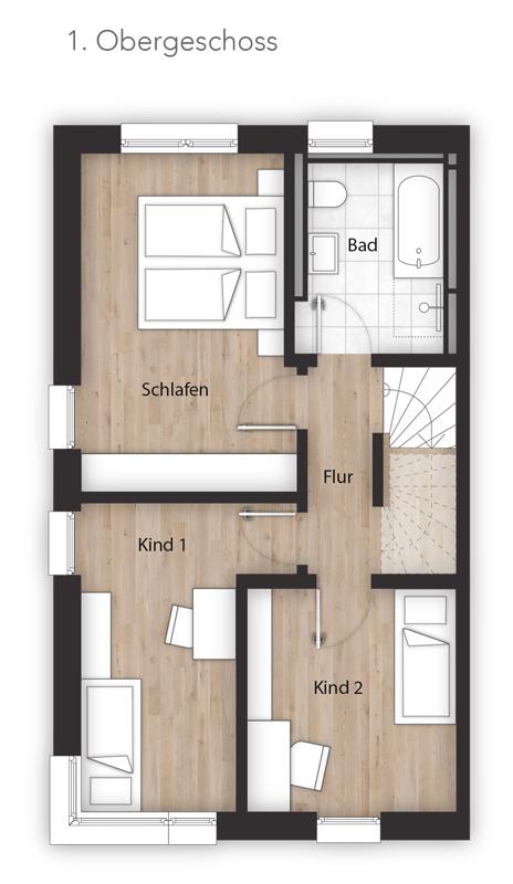 beethovenstrasse forchheim rh schulthei. Black Bedroom Furniture Sets. Home Design Ideas